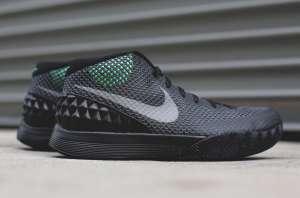 """Nike Kyrie 1 """"Green Glow""""近赏【资讯】"""