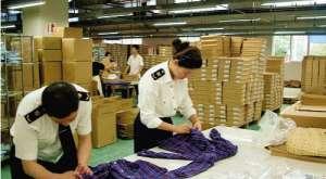 生活辽宁省服装质量抽样合格率不足80%