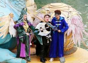 《嬉戏魔法乐园》剧照 揭秘多元素融合剧情_0【最新资讯】