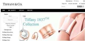 资讯78个山寨网站售假 Tiffany被赔220万美元